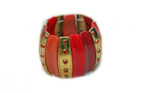 BRC0956 Red Armband