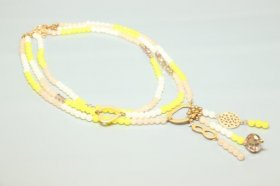NKE1749 Yellow Ketting