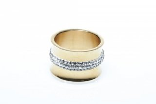 R00186-03 S Ring RVS Size Small